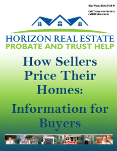 How Sellers Price Their Homes eBook