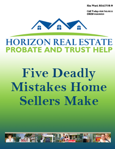 5 Deadly Mistakes Home Sellers Make