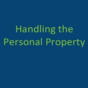Handling Personal Property