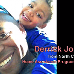 Derrick Used the Homeowner's Assistance Program