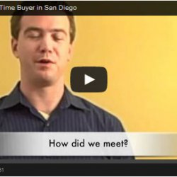 James Nelson: First Time Buyer in San Diego